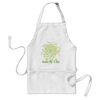 Queen For A Day Adult Apron