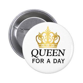 Queen for a Day Award Button