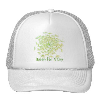 Queen For A Day Trucker Hat