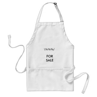 Queen FOR SALE The MUSEUM Zazzle Gifts Adult Apron