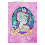 Queen For The Day Birthday Greeting Cards