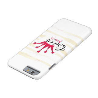"""Queen forever"" for big girl and little princess Barely There iPhone 6 Case"