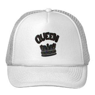 queen.glowrainbow trucker hat