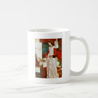 Queen Guinevere By William Morris Best Quality Mug