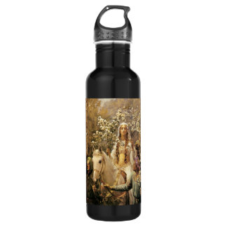 Queen Guinevere Maying 24oz Water Bottle