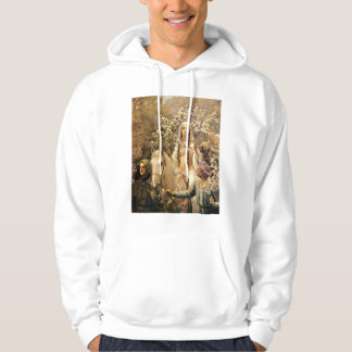 Queen Guinevere Maying Hoodie