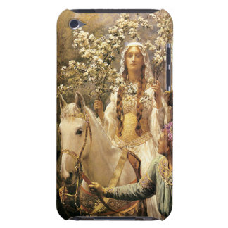 Queen Guinevere Maying iPod Touch Case
