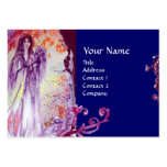 QUEEN GUINEVERE MONOGRAM BUSINESS CARDS