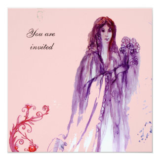 QUEEN GUINEVERE purple pink red Announcements