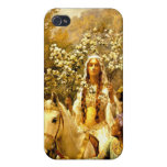 Queen Guinevere's Maying Covers For iPhone 4