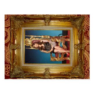 Queen Hannah Postcard