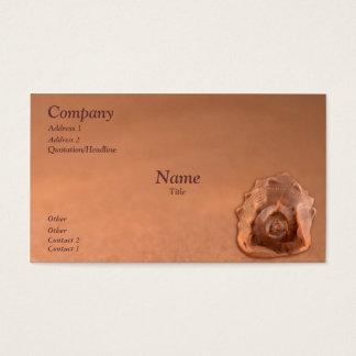 Queen Helmet Business Card