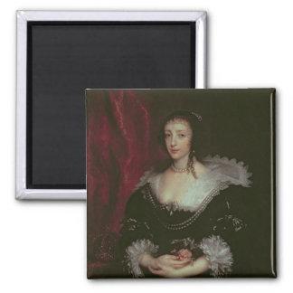 Queen Henrietta Maria Magnets