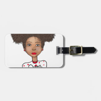 Queen in Training Bag Tag
