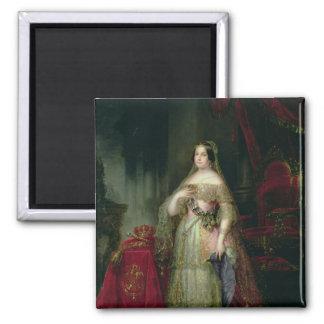 Queen Isabella II  of Spain Magnet