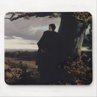 Queen Isabella's Farewell to Transylvania, 1863 Mouse Pad