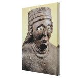 Queen Ishtar, wife of King Hadad Canvas Print