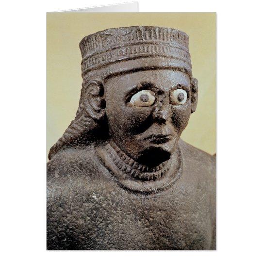 Queen Ishtar, wife of King Hadad Card