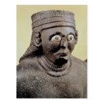 Queen Ishtar, wife of King Hadad Postcard