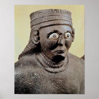 Queen Ishtar, wife of King Hadad Print