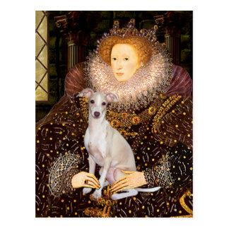 Queen - Italian Greyhound 7 Postcard
