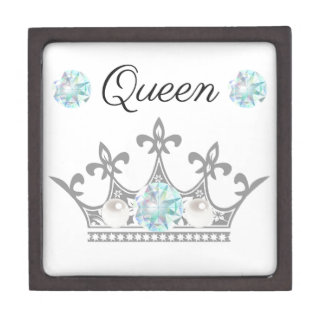 Queen Jewelry Box