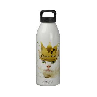 Queen Kat Reusable Water Bottle