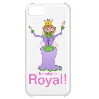 Queen, Keeping it Royal Cover For iPhone 5C