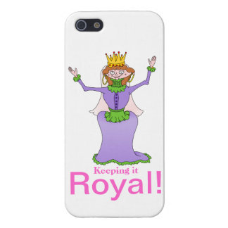 Queen, Keeping it Royal Cover For iPhone SE/5/5s