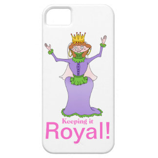 Queen, Keeping it Royal iPhone SE/5/5s Case