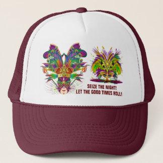 Queen King  Louisiana Trucker Hat