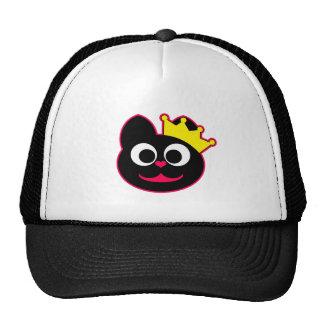 Queen Kitty Pink Trucker Hat