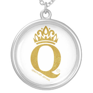 Queen Life Identity Necklace
