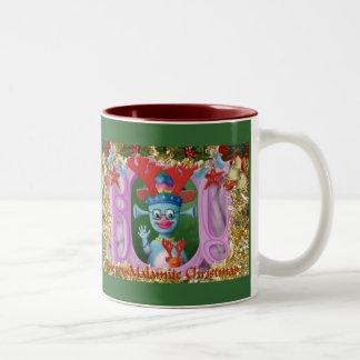 Queen Mabel & Cedric. Merry Christmas! Coffee Mug