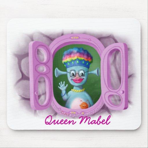 Queen Mabel & Cedric Mousepads