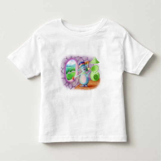 Queen Mabel & Cedric Toddler T-shirt