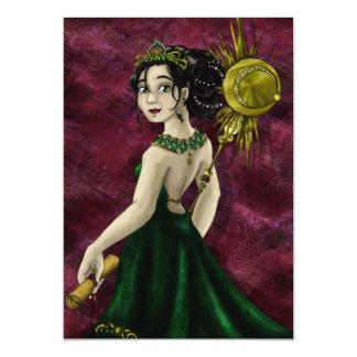 Queen Magnacious Card