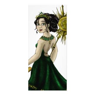 Queen Magnacious Rack Card