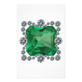 Queen Margherita Pin Stationery