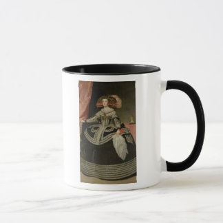 Queen Maria Anna of Austria , c. 1652 Mug