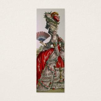 Queen Marie Antoinette ~ Business Card Slim