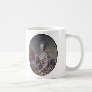 Queen Marie Antoinette by François Hubert Drouais Coffee Mug