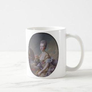 Queen Marie Antoinette by François Hubert Drouais Mugs