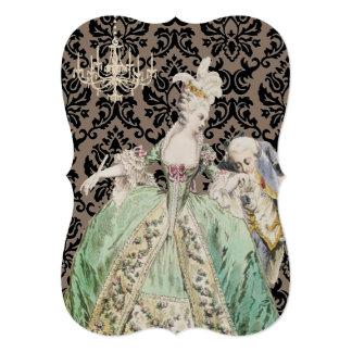 Queen Marie Antoinette - Invitations / RSVP #16