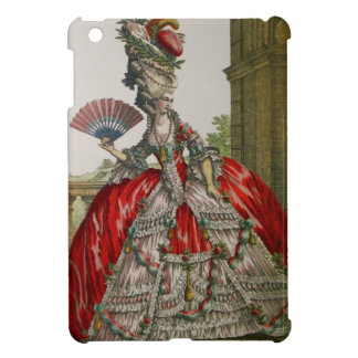Queen Marie Antoinette ~ iPad Mini Plastic Case iPad Mini Cover