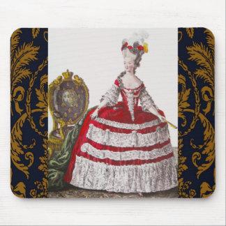 Queen Marie Antoinette Mousepad
