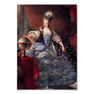 Queen Marie Antoinette of France Print