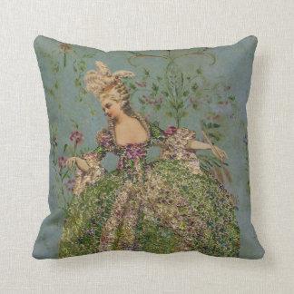 Queen Marie Antoinette Pillow 20x20