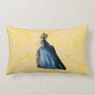 Queen Marie Antoinette ~ Pillow Lumbar 13x21
