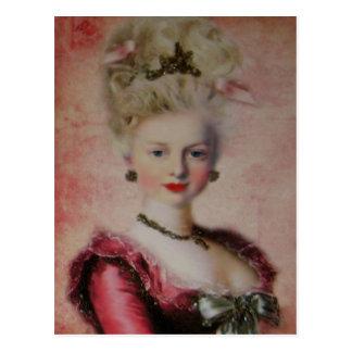 Queen Marie Antoinette ~ Postcard